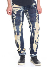 Jeans & Pants - Acid Wash Denim Jeans
