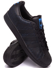 Footwear - SUPERSTAR SCORED LEATHER