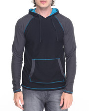 Men - ColorBlock Hoody