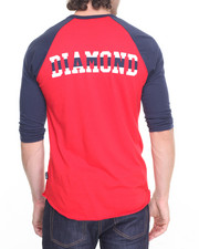 Men - Un Polo Raglan Tee