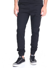 Buyers Picks - Twill Zip Jogger