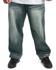 Men - Lightning Wash Denim Jeans (B&T)