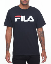 Men - FILA LOGO tee