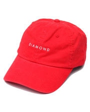 Men - Diamond Sports Strapback Cap