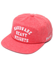 Men - Hardware Heavyweights Snapback Cap