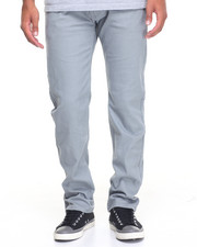 Rocawear - Stretch Fabric Slim Straight Fit Pants