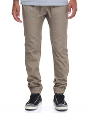 Pants - Nollie Twill Jogger