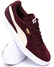 Sneakers - Suede Classic Sneakers