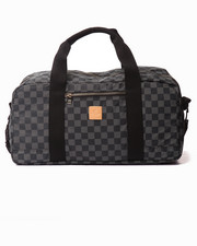 Crooks & Castles - Mini Duffle - Check