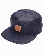 Crooks & Castles - Check Snapback