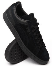 Sneakers - Suede Classic Casual Emboss
