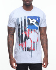 Men - American Hustle Graphic Tee
