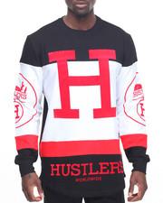 T-Shirts - Hustlers L/S Tee