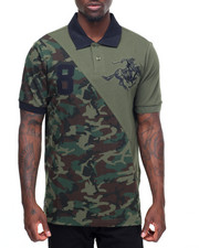 Men - Unify Camouflage Polo
