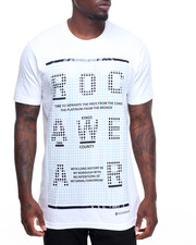 Rocawear - Dot Print Graphic Tee