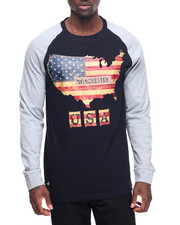 Men - Glory Americana Raglan