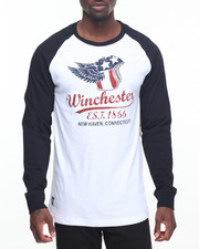 Winchester - Patriot Distressed Raglan