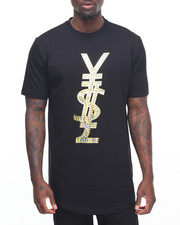 Men - Foreign Money S/S Tee