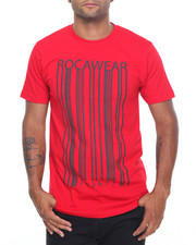 Rocawear - Barcode Print Graphic Tee