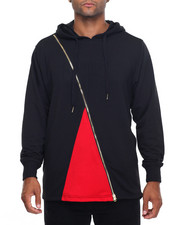 Buyers Picks - Color Block Layered Hoody