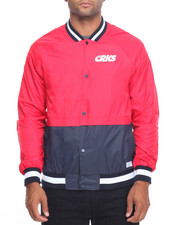 Crooks & Castles - Crookstech Stadium Jacket