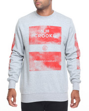 Crooks & Castles - Hotbox Sweatshirt