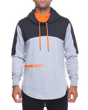 Buyers Picks - Color Block Biker Hoody