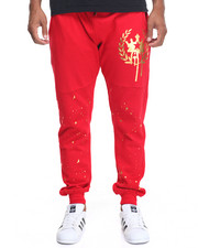 Buyers Picks - Crown Splatter Jogger