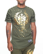 Buyers Picks - Liquid Gold Crown Tee