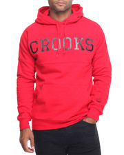 Crooks & Castles - Troublemaker Hooded Pullover