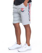 Shorts - Crookstech Sweatshort