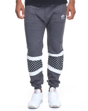 Men - Polka Dot Jogger