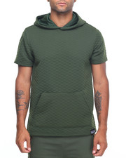 Buyers Picks - S/S Diamond Quilted Hoodie
