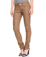 Fashion Lab - Coated Twill Skinny Jean