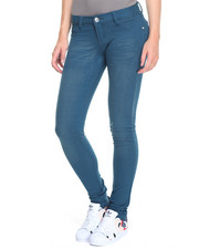 Bottoms - Yarn Dye Moleton Skinny Jean
