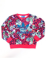 Sizes 7-16 - Big Kids - Junior Girls SRose Sweatshirt (7-16)