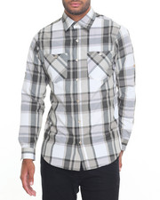 Akademiks - Prince Plaid L/S Button-Down