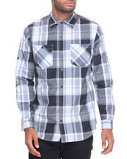 Men - Prince Plaid L/S Button-Down