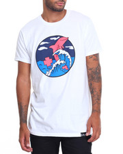 Men - SPLASH WAVE S/S TEE