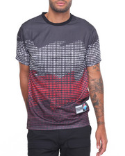 Men - WAVES HALFTONE S/S TEE