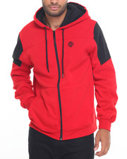 Hoodies - Aguro Block Hoody