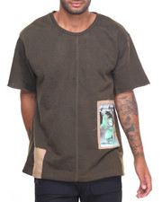 Men - REVERT CAMO REVERSIBLE CROP S/S TEE