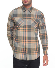 Akademiks - Grand Plaid L/S Button-Down