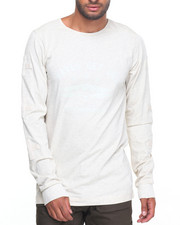 Men - CROSS LAYERING L/S TEE