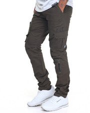 Men - TACTICAL TWILL PANTS