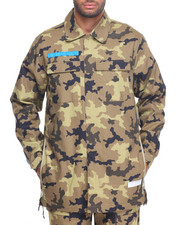 Men - TACTICAL CAMO M65 TWILL JACKET