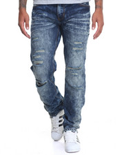 Men - Chauncey Rigid Denim Jeans