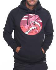 Men - SPLASH WAVE PULLOVER HOODIE