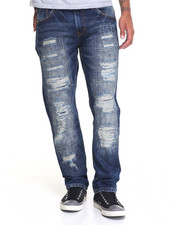 Akademiks - Clifford Stretch Denim Jeans