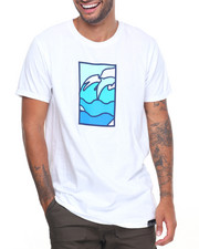Men - WAVES VIEW S/S TEE